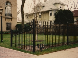 Commercial Iron Fences