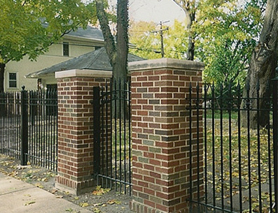 Wrought Iron Fences - Chicago, IL