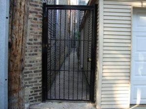 Wrought Iron Fences – Chicago IL